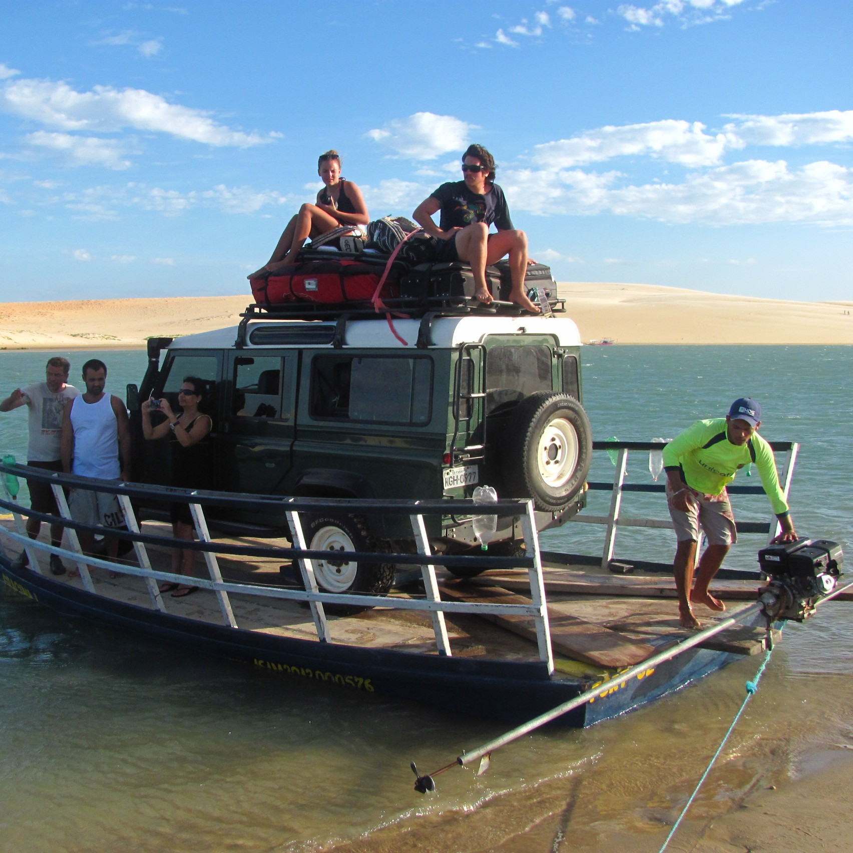 From Fortaleza to Jericoacoara: A perfect 4x4 adventure for your vacation!